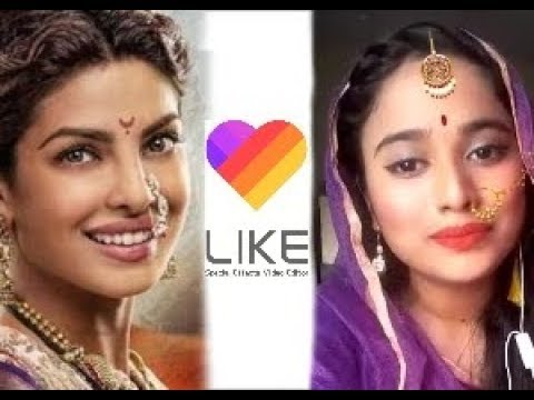 Bajirao Mastani | Movie Dialogue | Priyanka Chopra's Best Dialog By Aafreen Shaikh | Like App Video