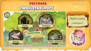 Zwierzęta Europy