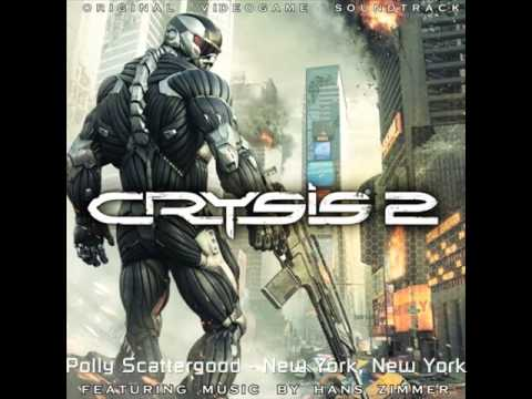 Crysis 2 - Polly Scattergood - New York, New York