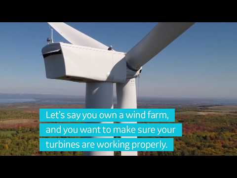 How Do You Put a Wind Turbine in the Cloud?