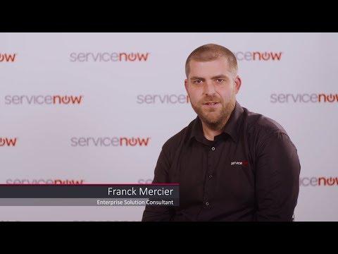 NowForum17 Paris - Software Asset Management - Franck Mercier