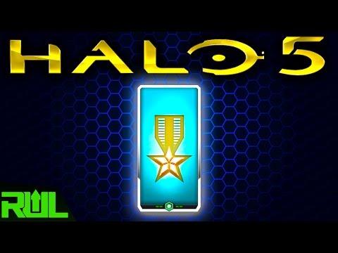 HALO 5 | SPARTAN COMPANY COMMENDATION REQ PACK (Halo 5 Guardians)