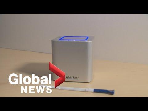 Coronavirus outbreak: Rapid COVID-19 testing kits voluntarily recalled in Canada