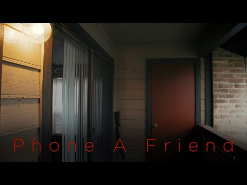Phone A Friend (short film)