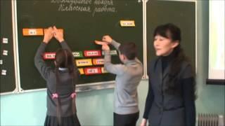 Урок русского языка Кунаевой Алии Жумагалиевны
