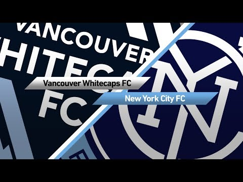 Highlights: Vancouver Whitecaps FC vs. New York City FC   July 5, 2017