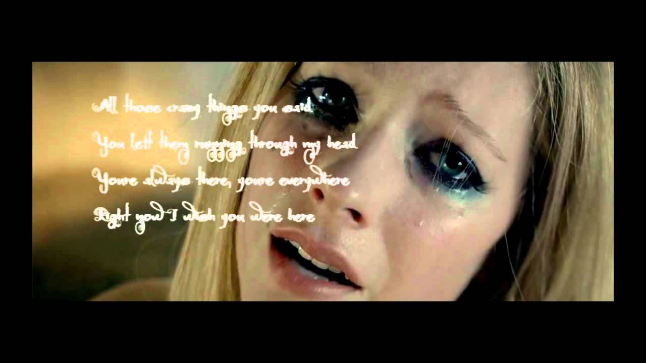 wish you were here-avril lavigne : Free Download, Borrow