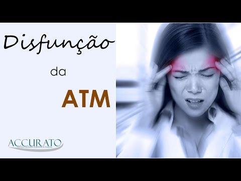 Disfunção da ATM | Tudo que você precisa saber