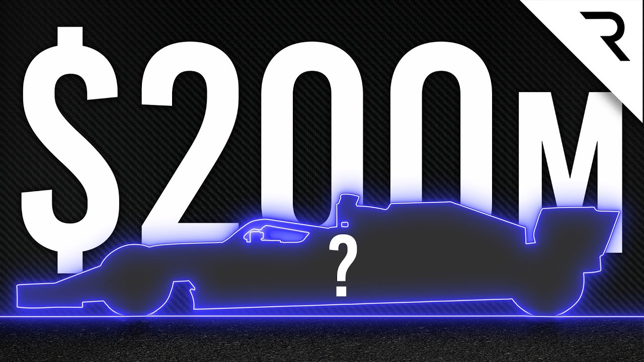 Why any new F1 team has to pay $200million to the current grid to enter