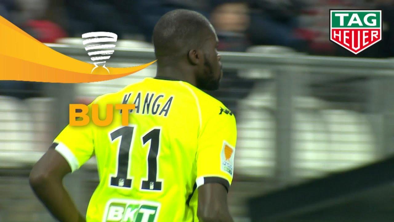 But Wilfried KANGA (83') / Amiens SC - Angers SCO (3-2) (1/16 de finale)  (ASC-SCO)/ 2019-20 - YouTube