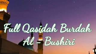Download Lagu FULL QASIDAH BURDAH AL-BUSHIRI mp3