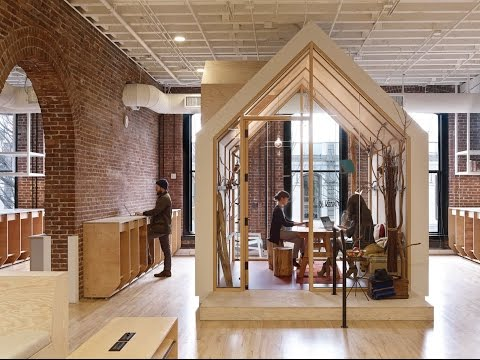 NEWS :: IIDA Design Excellence Award for the Standing Landing — SUPERFAB