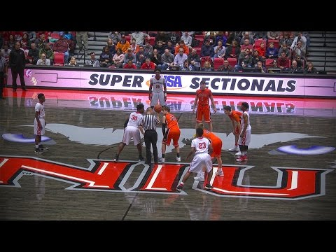 Naperville North vs. Bolingbrook, Super-Sectional Boys Basketball // 03.14.17