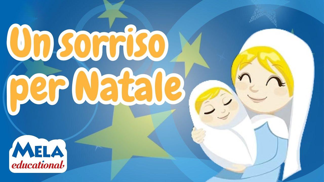 Buon Natale Buon Natale Canzone.Buon Natale Sorriso Di Natale Canzoni Per Bambini Di Mela Music