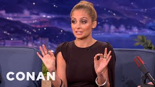 Nicole Richie Weighs In On Bad Fashion Trends - CONAN on TBS