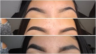 3 Eyebrows Routines Pommade Poudre Youtube