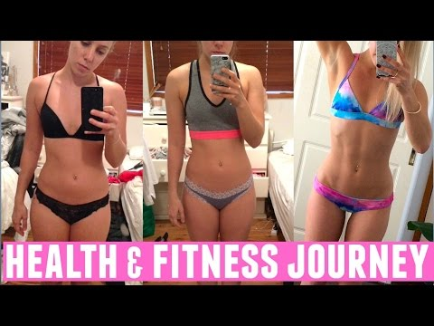 My Health Fitness Journey Weight Loss Story