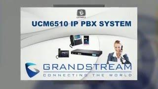 Grandstream UCM6510 Dubai | IP PBX / PABX System for office