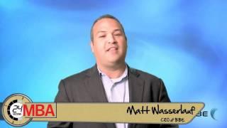 Matt Wasserlauf: How do you define scalability?