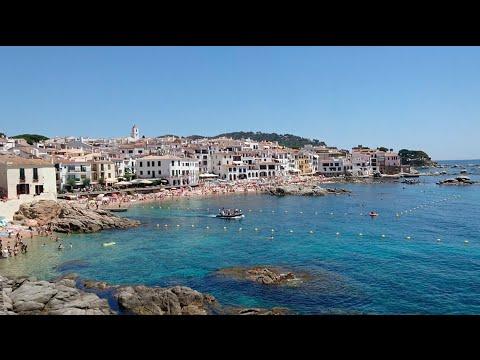 Visit the best of Costa Brava / Calella de Palafrugell - Part 1