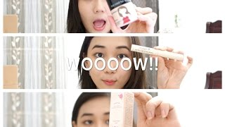 Review ala Cynthian! (Skinfood,etude house dan too cool for school!!)