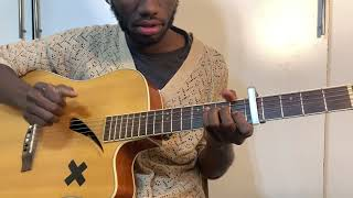 Slow Cooker |John Legend| (how to play) guitar chords and acoustic interpretations