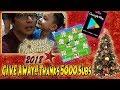 GIVEAWAY 5000 Subs!! Malam Natal + My BOY + BBQ #Shou-Vlog Mp3