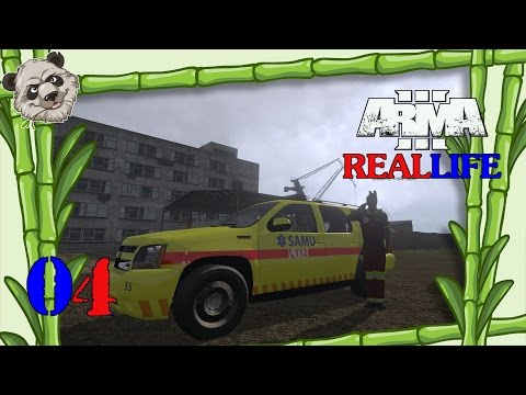 Arma 3 - Real Life #4 - Mein Medic Praktikum 1/2 - Arma 3 Mod - PC Gameplay - HD
