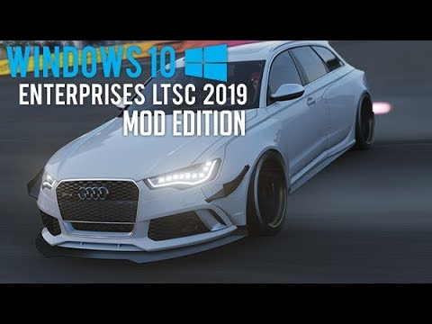 Windows 10 Enterprise LTSC 2019 [Mod Edition] Build 17763 107 / 17763 348