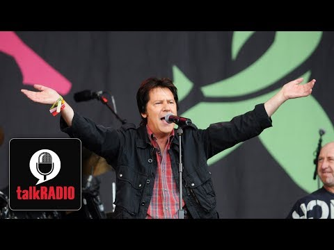 Shakin' Stevens Shakes Up The Studio
