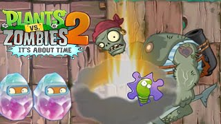 Plants Vs Zombies 2 Kung World: EPIC EPIC EPIC BEST Fight Ever (China IOS Version)