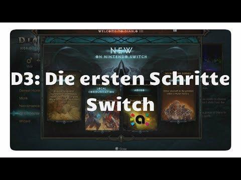 Diablo 3: Die Ersten Schritte (Nintendo Switch)