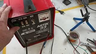 Ремонт и Сборка пуско-зарядного устройства
