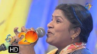 Gambar cover Telu Vijaya Performance in Karimnagar ETV @ 20 Celebrations