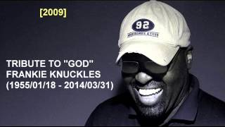 Frankie Knuckles & The Shapeshifters - The Ones You Love [Original Mix] (2009)