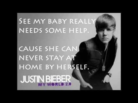 Runaway Love - Justin Bieber (Lyrics)