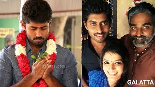 Vikram Vedha Kathir Kick starts a New Movie | Poojai Details Inside