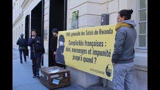 Génocide des Tutsis du Rwanda : Védrine et les armes envoyees aux génocidaires