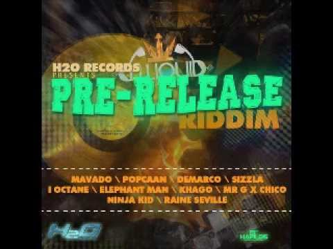 Delly Ranx - Waiste Line Roll (Pre-Release Riddim) September 2012 (Follow @YoungNotnice)