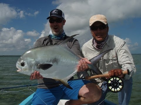 Fly Fishing Yucatan style