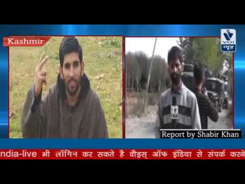 Jaish chief Khalid killed in brief encounter at Baramulla