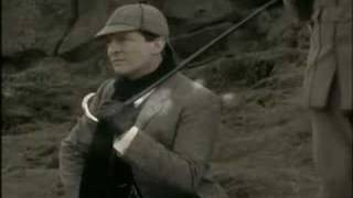 Jeremy Brett as Sherlock Holmes - Priory School, 'Libera Me' thumbnail