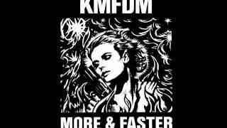 KMFDM - MORE & FASTER (1989) - NAFF OFF