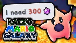 KAIZO Mario Galaxy - Episode 1 - Well, eggscuse me!