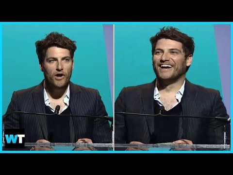 Was Adam Pally Right To Go Off Script At The Shorty Awards?  What's Trending Now!