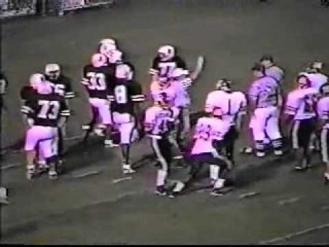1997 Escambia Gators Football Defense NonDistrict