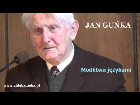 Jan Guńka Modlitwa językami