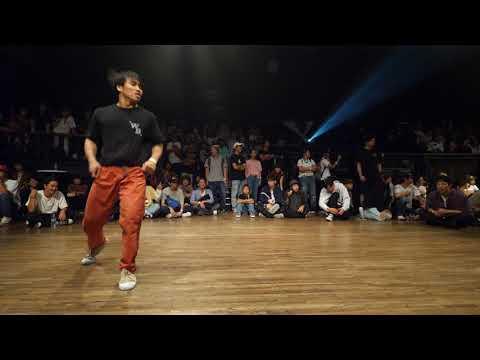 GENROC vs AZUMA BEST8 BREAK DANCE ALIVE HERO † S 2018 CHARISMAX KANTO