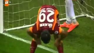 Galatasaray 0  AmedSpor 2 Türkiye Kupası Geniş Özet
