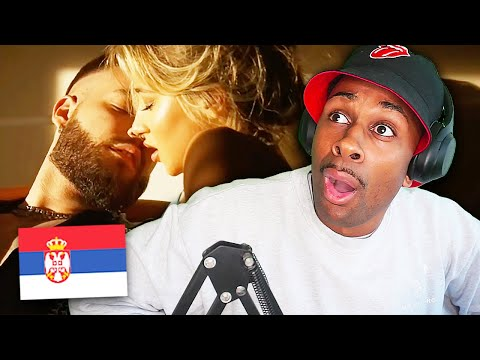 SHEEEESSH!!! AMERICAN REACTS TO SERBIAN MUSIC | Nucci – BIBI (Official Video) Prod  by Popov